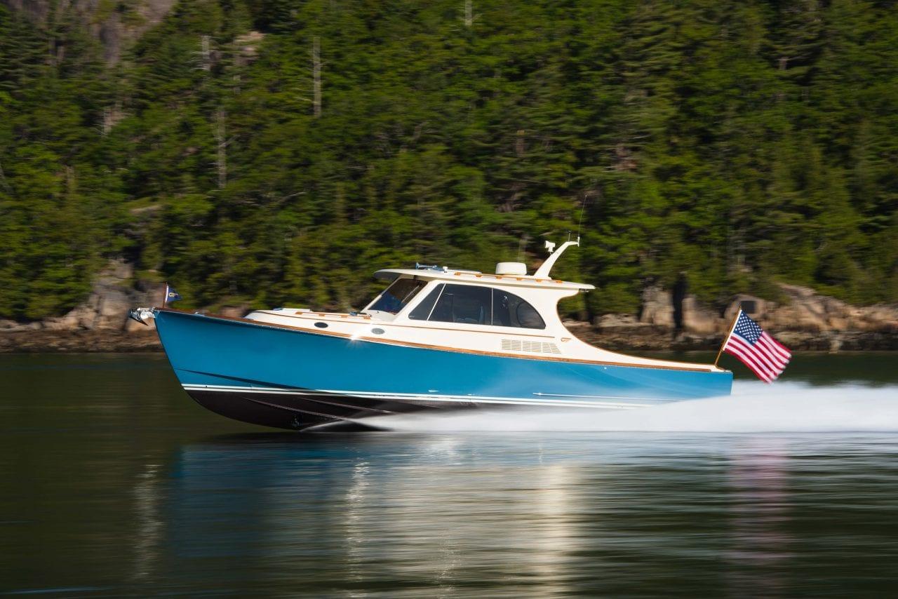 Michael Peters Yacht Design